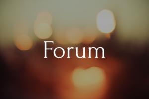 Fonte Forum