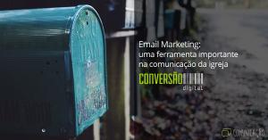 Email marketing para igrejas