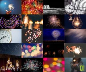 Imagens para culto de ano novo