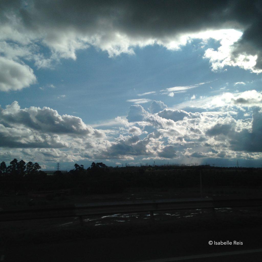 Foto original sem edição no app Snapseed