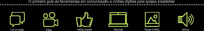 Ícones Conversão Digital