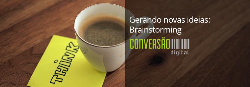 Gerando novas ideias: Brainstorming na Igreja
