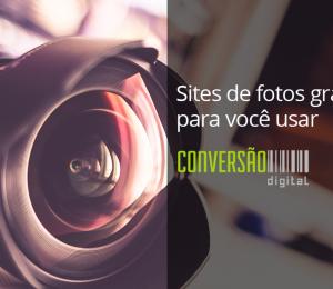 Sites de fotos grátis para você usar